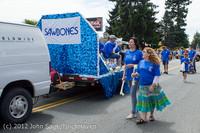 8527 Strawberry Festival Grand Parade 2012