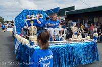 8539 Strawberry Festival Grand Parade 2012