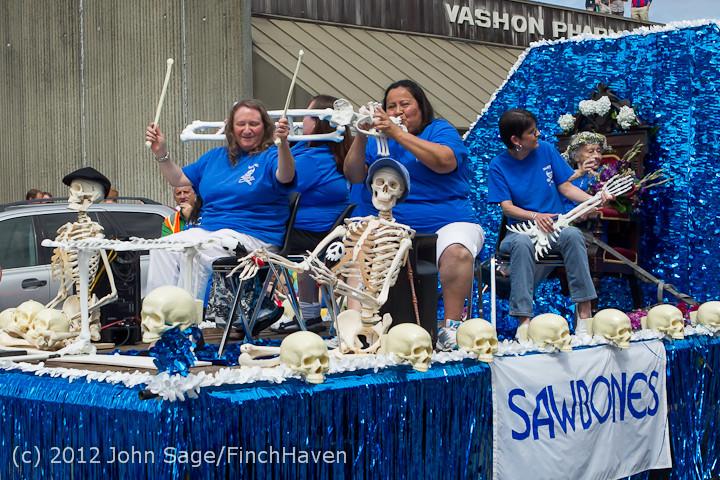 8551 Strawberry Festival Grand Parade 2012