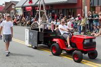 8553 Strawberry Festival Grand Parade 2012