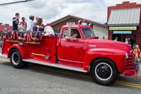 8577 Strawberry Festival Grand Parade 2012