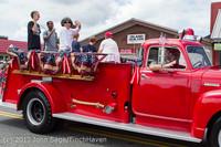8579 Strawberry Festival Grand Parade 2012