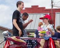 8581 Strawberry Festival Grand Parade 2012