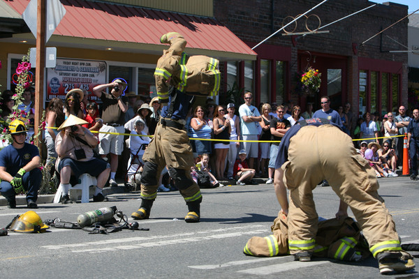 9053 VIFR Firefighter Challenge 2009
