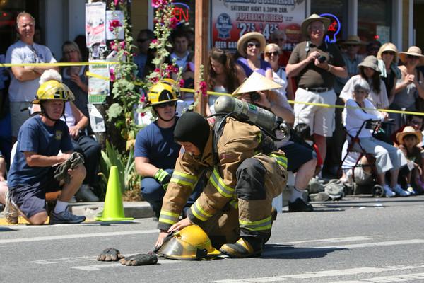 9059 VIFR Firefighter Challenge 2009