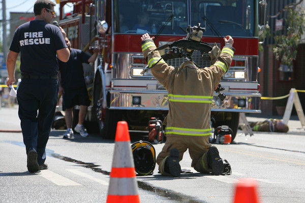 9091 VIFR Firefighter Challenge 2009