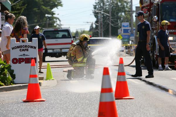 9100 VIFR Firefighter Challenge 2009