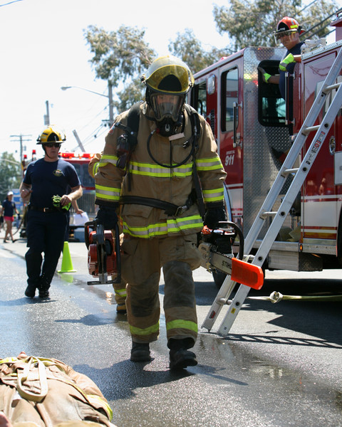 9126 VIFR Firefighter Challenge 2009