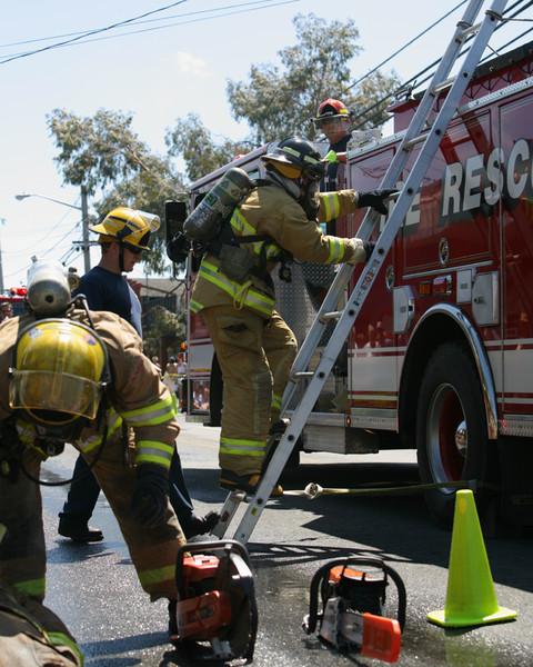 9128 VIFR Firefighter Challenge 2009