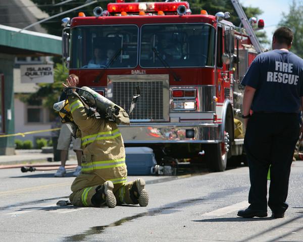 9150 VIFR Firefighter Challenge 2009