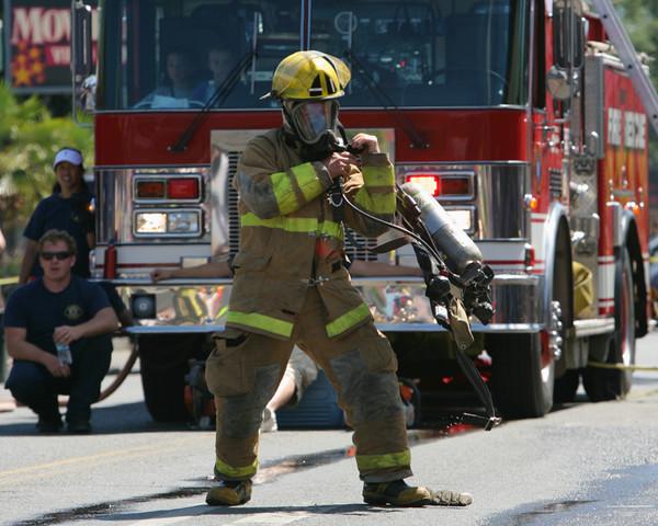 9190 VIFR Firefighter Challenge 2009