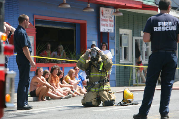 9194 VIFR Firefighter Challenge 2009