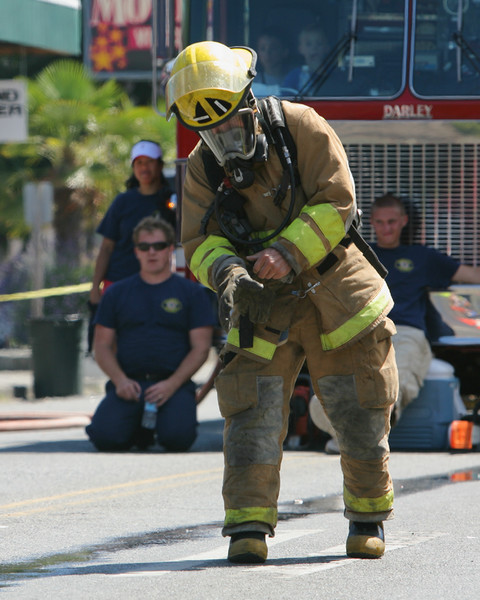 9196 VIFR Firefighter Challenge 2009