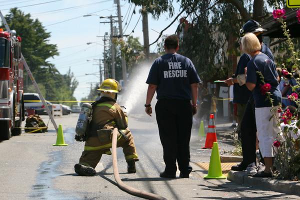 9204 VIFR Firefighter Challenge 2009