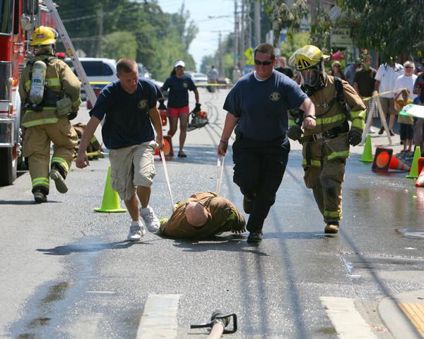 9219 VIFR Firefighter Challenge 2009