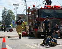 9237 VIFR Firefighter Challenge 2009