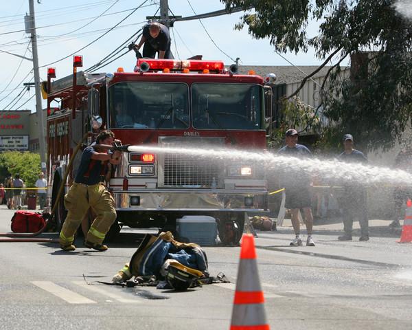 9243 VIFR Firefighter Challenge 2009
