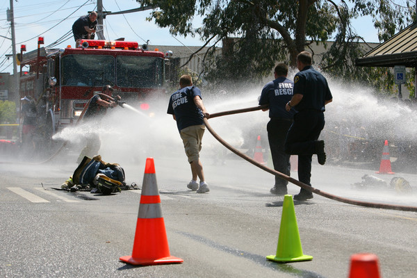 9246 VIFR Firefighter Challenge 2009
