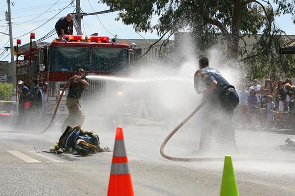 9249 VIFR Firefighter Challenge 2009
