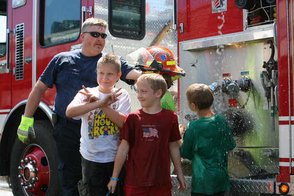 9276 VIFR Firefighter Challenge 2009